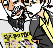 fav band 02 Sticker