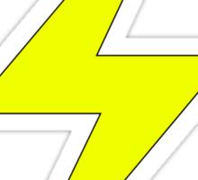 Zeus Sticker