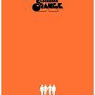 A Clockwork Orange by FinlayMcNevin