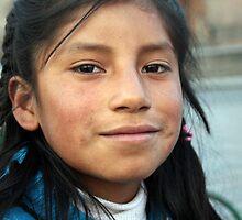 My Peruvian Friend by Mariya Manzhos