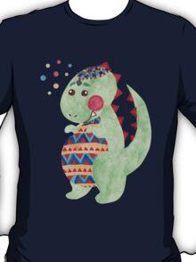 Green Dino T-Shirt