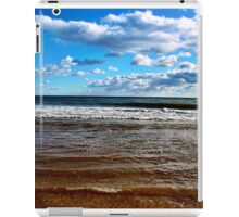 Blue Sky Beach iPad Case/Skin