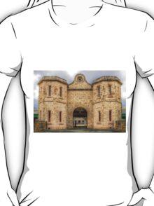 Fremantle Prison - HDR - WA T-Shirt