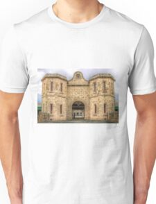 Fremantle Prison - HDR - WA Unisex T-Shirt