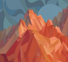 Mountains by Meredith Binnette