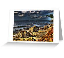 Rocks II Greeting Card
