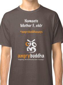 Namaste (Dark) Classic T-Shirt