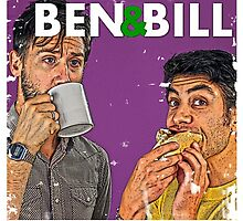 Ben & Bill - Hot Dogs and Coffee by hfxheadlines