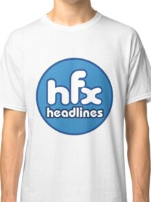 HFX Headlines - Fake Fashion Is In Classic T-Shirt