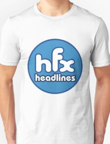HFX Headlines - Fake Fashion Is In T-Shirt