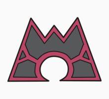 Team Magma Baby Tee