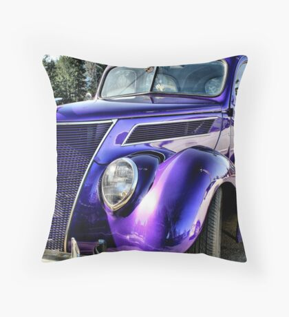 37 Ford Throw Pillow