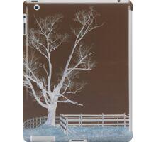 Negative Outlook iPad Case/Skin