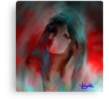 Seeker Canvas Print