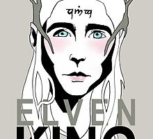 Elven King by Audrey Bowen
