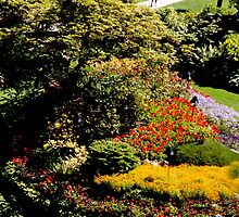 Glorious Gardens by Marylou Badeaux