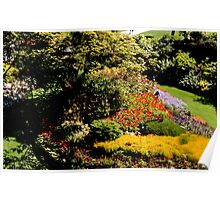 Glorious Gardens Poster