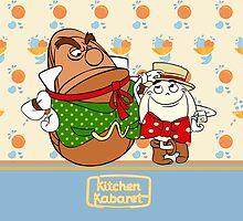 Kitchen Kabaret Hamm 'N' Eggz by Jou Ling Yee