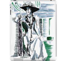 Lady Grantham iPad Case/Skin