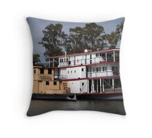 Ps Marion and Ps Cato Throw Pillow