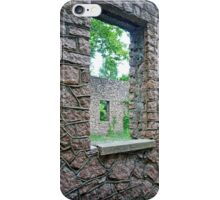 Engine House at Elephant Rocks State Park iPhone Case/Skin