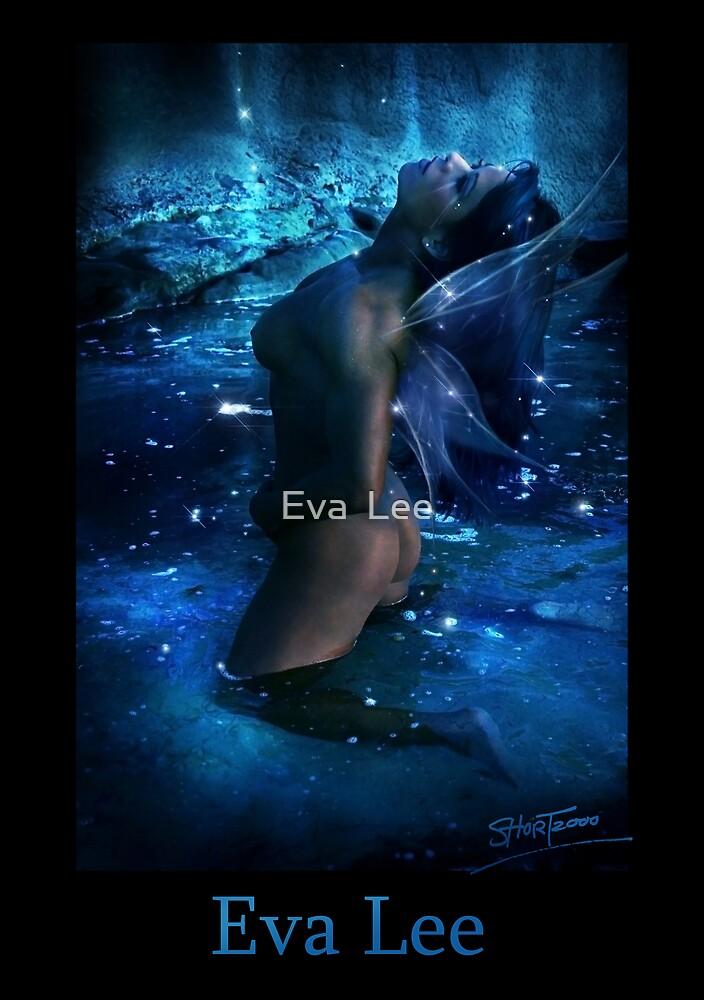 Bathing Fairy Queen by Eva  Lee