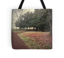 Take the Right Way to the Zee in the Trees Tote Bag