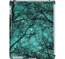 Beautiful Darkness - Half-Moon in the Trees iPad Case/Skin