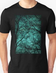 Beautiful Darkness - Half-Moon in the Trees T-Shirt