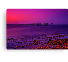 """Twilight Time"" Canvas Print"