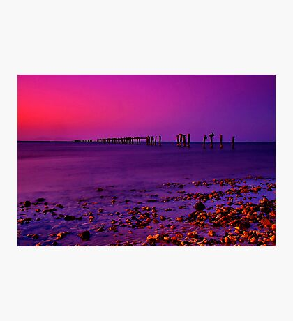 """Twilight Time"" Photographic Print"