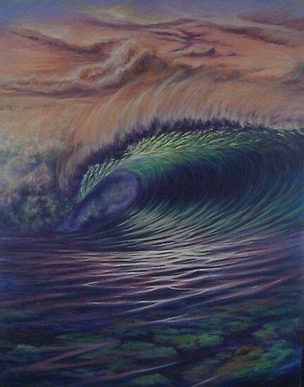 Vertical Horizons II by Clark Takashima