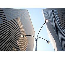 Corporate World Photographic Print