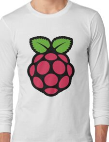 raspberry pi  Long Sleeve T-Shirt
