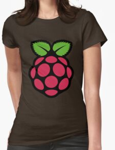 raspberry pi  Womens Fitted T-Shirt