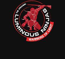 Luminous Ninjas - On Black (Clean) Unisex T-Shirt