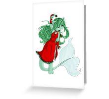 Yashiri Christmas Greeting Card
