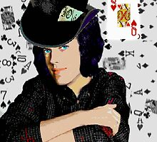 Mad Hatta  by Kimberly Darby