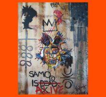 In memory Basquiat Kids Tee