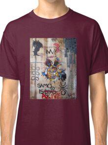In memory Basquiat Classic T-Shirt