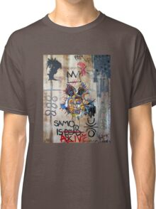 In memory Basquiat Classic T-Shirt