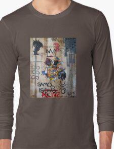 In memory Basquiat Long Sleeve T-Shirt