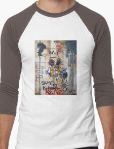 In memory Basquiat Men's Baseball ¾ T-Shirt