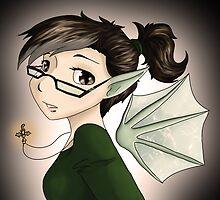 Dragon ID by Bethany Angelstar