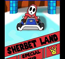 Sherbet Land Special Cup Mario Kart by TheWumboMan