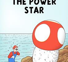 The Adventures of Mario - The Power Star by minilla
