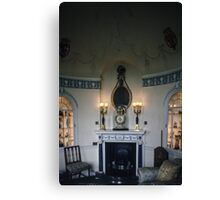 Sitting Room Harewood House 1759 1771 West Yorkshire England 198406030010 Canvas Print