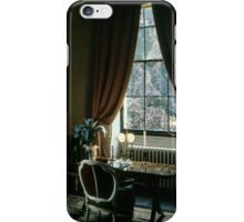 Sitting Room Harewood House 1759 1771 West Yorkshire England 19840603 0011 iPhone Case/Skin