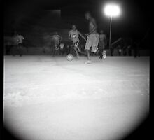 Soccer by Melissa Ramirez