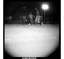 Soccer Photographic Print
